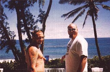 Bud and Eric