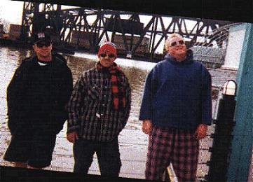 Bud, Brad, and Eric