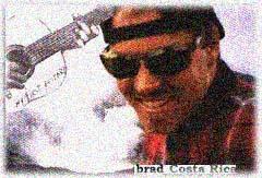 Brad in Costa Rica??
