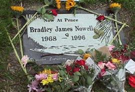 Brad Nowell's Grave