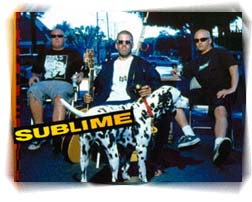 Sublime promo shot