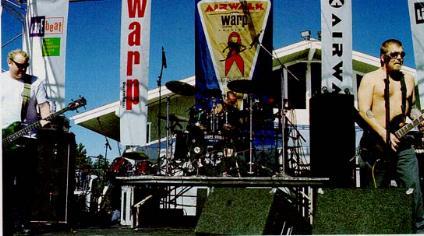 Sublime On The Warp Tour